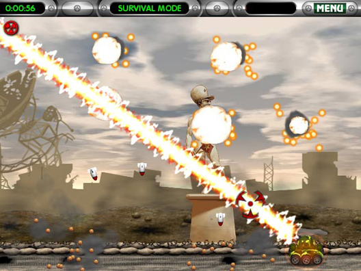 Game heavy weapon deluxe game bắn máy bay