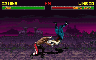 Link download game Mortal Kombat 2 (Rồng đen 2)