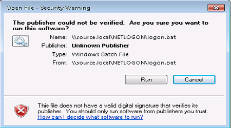 Fix lỗi the publisher could not be verified…khi mở ứng dụng