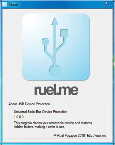 USB Device Protection